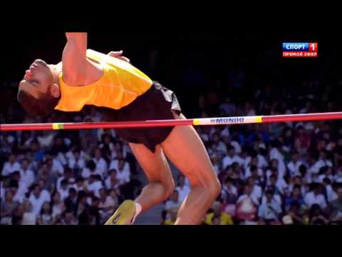 2.29 Dimitrios Chondrokoukis HIGH JUMP WORLD CHAMIONSHIP Beijing 2015 qualification man