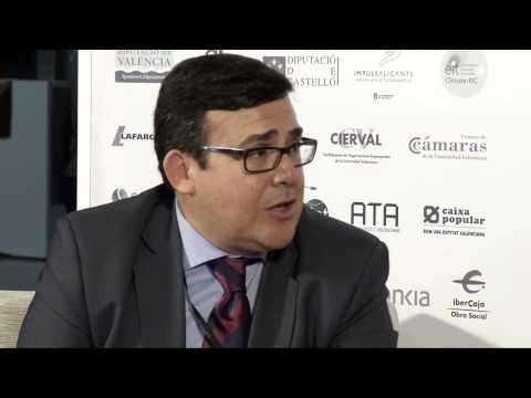 Entrevista a Rafael Escamilla en el #DPECV2014
