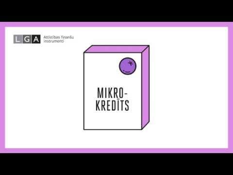 LGA Mikrokredīti
