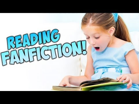 Reading Fanfiction…