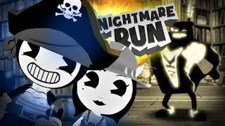 Bendy in Nightmare Run - Sneak peak at the FULL game & its features!