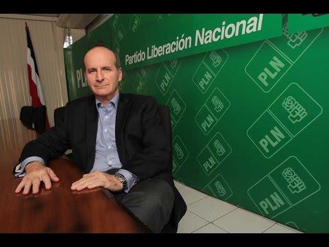Jose María Figueres sobre IVA y Renta