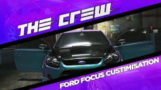 9. The Crew - Customisation - Ford Focus RS 2011 (Street Spec)