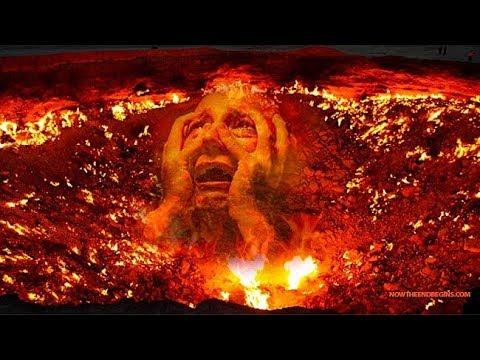 The 8 Major Hells (Niraya)