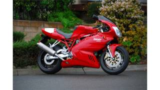 1. ducati 1000 ds supersport