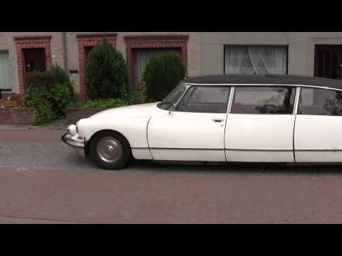 GLM GLM220001 - Citroen DS limousine noir - 1969 1/43