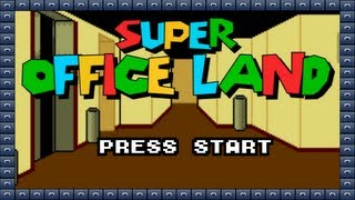 Super Office Land - Office Bot - TGS