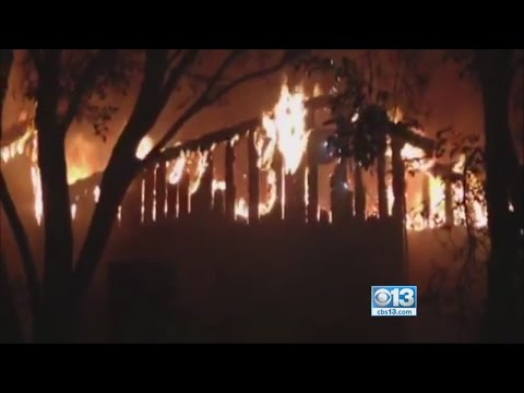 11 Families Homeless After Apartment Fire In Suisun City