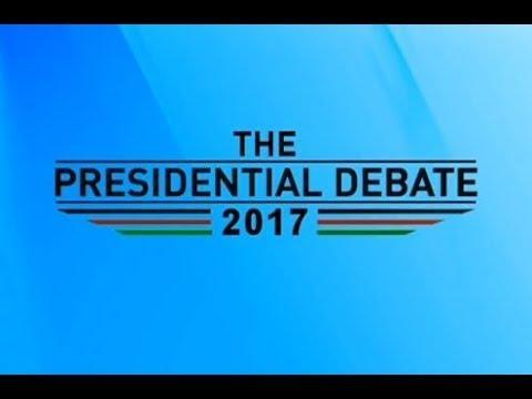 Full proceedings of the Presidential Debate 2017 #DebatesKE