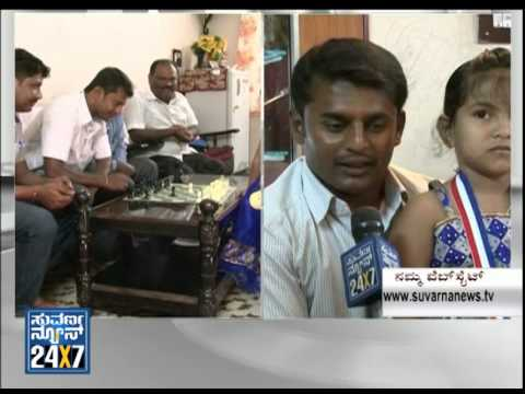 Rajeev Chandrasekhar foundation: financial help for young chess champion - News bulletin - 21 Aug 14