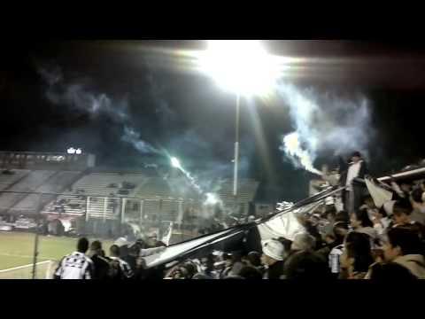 Hinchada de Estudiantes vs Bánfield, Copa Argentina 2012/2013 - La Barra de Caseros - Club Atlético Estudiantes