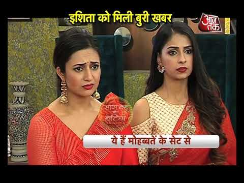 Yeh Hai Mohabbatein: Ishita's DOUBLE TENSION!