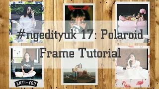 #ngedityuk 17: Polaroid Frame Tutorial.Tutorial cara edit foto kamu dengan menambahkan frame polaroid yang sering dipakai oleh para selebgram. Ternyata ga perlu pakai app yang berbayar loh. Cukup dengan menggunakan Picsart yang gratisan, kamu bisa mengedit foto kamu dengan menambahkan frame polaroid favorit kamu. Dijamin mudah dan hasilnya keren!Bahan-bahan polaroid frame bisa didapatkan di:http://www.ngedityuk.comInstagram: http://www.instagram.com/ngedityukFacebook: https://www.facebook.com/ngedityuk📷: awkarin, anyageraldine, salshabillaadrMusic: Title: About That OldieArtist: Vibe Tracks