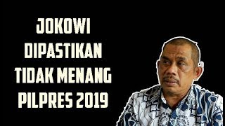 Video Jokowi Dipastikan Tidak Menang Pilpres 2019 MP3, 3GP, MP4, WEBM, AVI, FLV April 2019