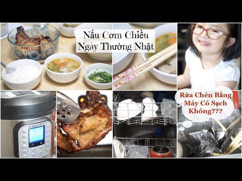 Nấu Cơm Chiều ♥ Canh Khoai Tây Cà Rốt Đậu Hà Lan & Sườn Nướng | mattalehang - Thời lượng: 17 phút.