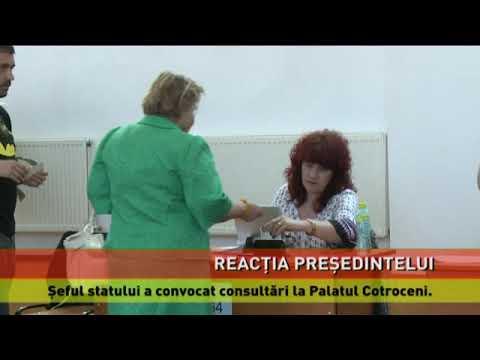 Şeful statului a convocat consultări la Palatul Cotroceni