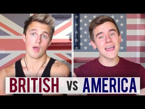 british - Marcus Butler & I talk about British vs America: How We Do It! -Marcus's Video: http://bit.ly/14CFf39 -Marcus's Channel: http://bit.ly/wNSbIX -Follow me on T...