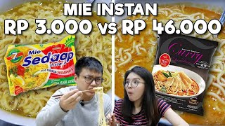 Video MIE INSTAN RP 3.000 Vs RP 46.000 !! WORTH IT ?? MP3, 3GP, MP4, WEBM, AVI, FLV Juni 2019