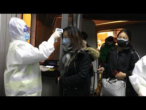 Κοροναϊός: 571 κρούσματα και 17 νεκροί στην Κίνα – Τι αποφασίζει ο ΠΟΥ…