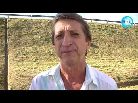 Santa Salete - Prefeito Deri Molina anuncia assinatura de casas para Santa Salete e Convênio de uma Ambulância