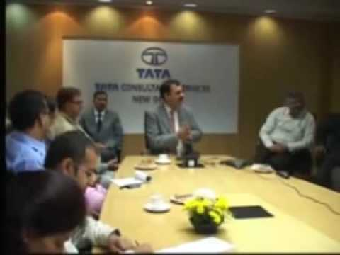 Mr Pavan Duggal at TCS part 4