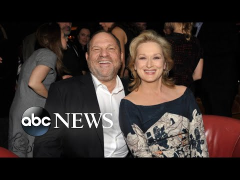 Meryl Streep denies she knew of Weinstein's alleged misconduct