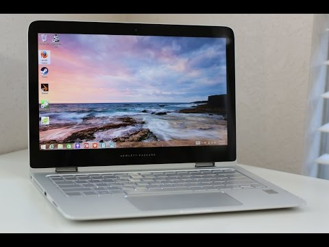 HP Spectre x360 Review 2015