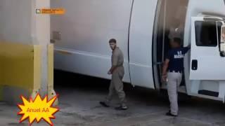 Llegada De Anuel AA a La corte de Puerto Rico