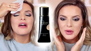 $120 Foundation First Impression! Oh.. My. | Casey Holmes by Casey Holmes