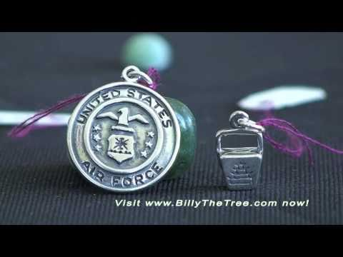Sterling Silver Charms - Different Than Pandora Charm Bracelets, But Very Cool!