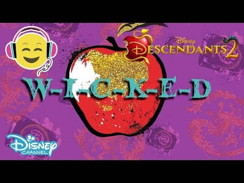 Ways to Be Wicked (Lyric Video) [OST by Descendants 2 Cast]