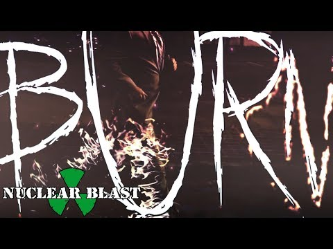 IN FLAMES - Burn (OFFICIAL LYRIC VIDEO) online metal music video by IN FLAMES