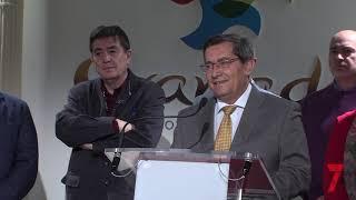 Acuerdo entre el Instituto Cervantes y la Diputación para difundir la imagen de Lorca