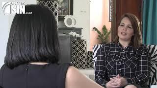 Presa en su propia casa dice sentirse mujer asediada por su expareja
