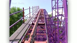 Mechanicsburg (PA) United States  city images : Wildcat Coaster POV - Williams Grove Amusement Park - Mechanicsburg, Pennsylvania, USA