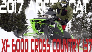 4. STV 2017 Arctic Cat XF 6000 Cross Country 137