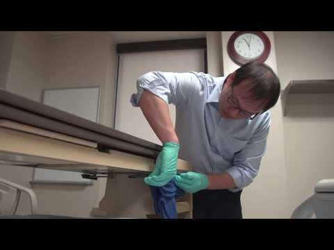 Environmental Cleaning in Healthcare Part 7: Clean and Disinfect High-Touch Surfaces