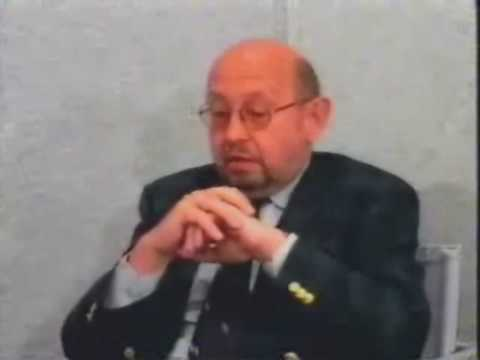 Part 1: Diskussion – Dr. Georg Zakrajsek mit Mag. Terezija Stoisits 2002