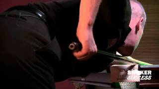 The Snooker Grip - World Snooker Coach Lessons