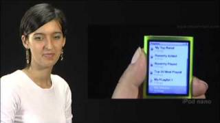 New IPod Nano - How To Play Song From On The Go Playlist In IPod Nano