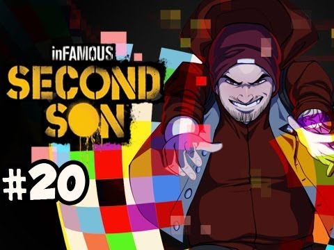 second - Leave some support with LIKES! ▻ SUBSCRIBE for more videos! http://bit.ly/subnova ◅ FINALLY it is time to break out the ps4 and jump into Infamous Second Son...