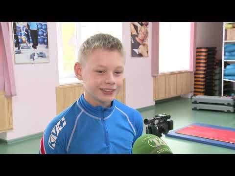 Заводоуковский школьник Олег Некрасов установил рекорд России в упражнении «планка»