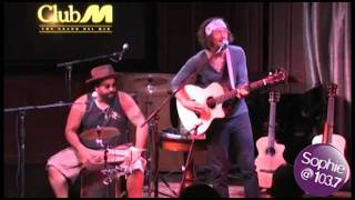 Jason Mraz - Sophies Lounge - Full Show - Oct 03, 2011