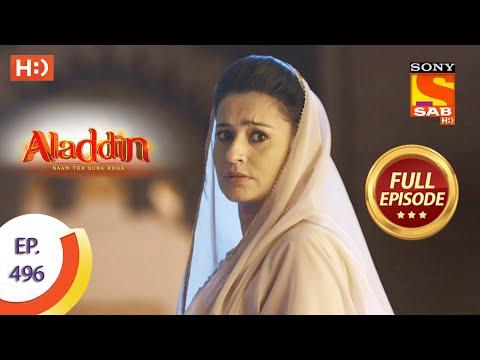 Aladdin - Ep 496 - Full Episode - 22nd October 2020