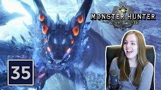 FINAL BOSS XENO'JIIVA   Monster Hunter World Gameplay Walkthrough Part 35