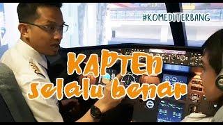 Video Komedi Terbang - Captain Binakamto Yang SELALU BENAR MP3, 3GP, MP4, WEBM, AVI, FLV November 2018