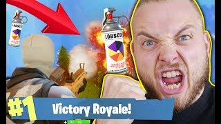 SMOKE GRENADES ARE AWESOME!! - FORTNITE BATTLE ROYALE!! #9