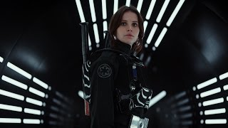 Rogue One A Star Wars Story Trailer  Official HD