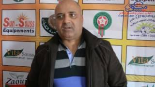محمد معطى الله: العصبة على إستعداد لتأطير دورات تكوينية بالتنسيق مع جميع الأندية