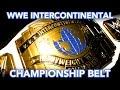 WWE Intercontinental Championship Belt Unboxing waptubes